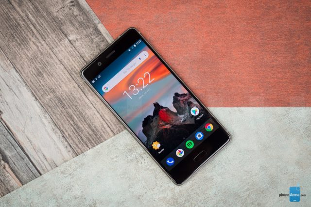 nokia 8 update android 9