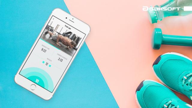fitness app iphone