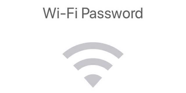 wifi-password show