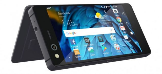 LG Flodable phone