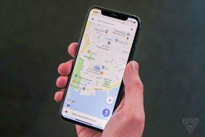 google map navigation