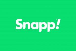 Snap new logo