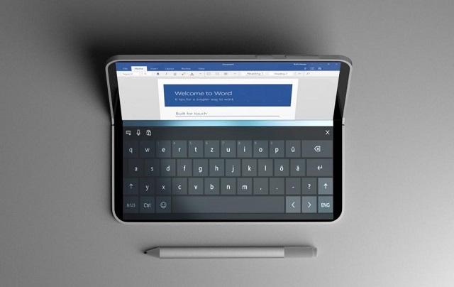 لپ تاپ سرفیس دو نمایشگره
