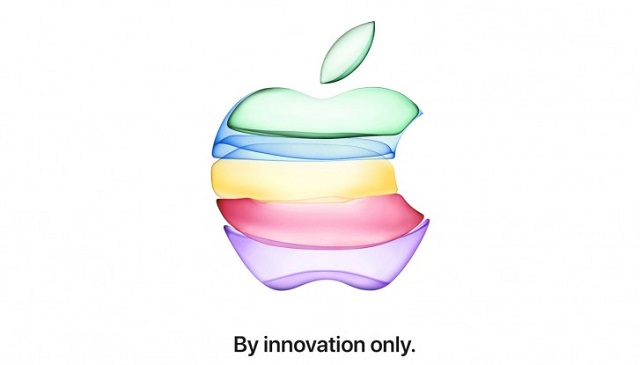 دعوت نامه رونمایی از آیفون های جدید اپل