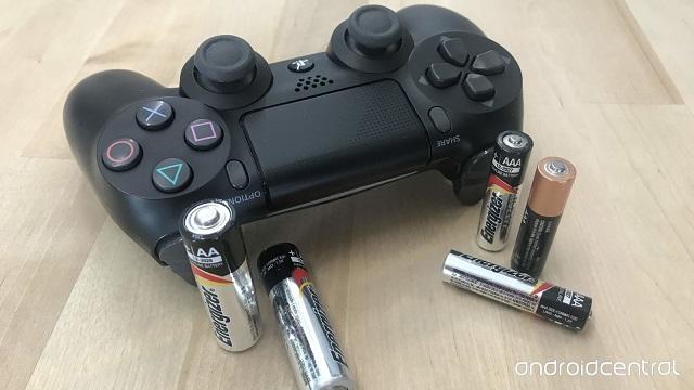 تعویض باتری کنترلر پلی استیشن 4