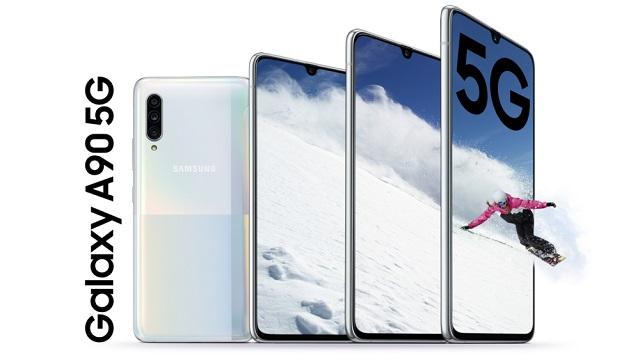 گوشی گلکسی A90 5G