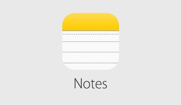 اپلیکیشن Note آیفون