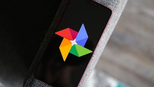 گوگل photos
