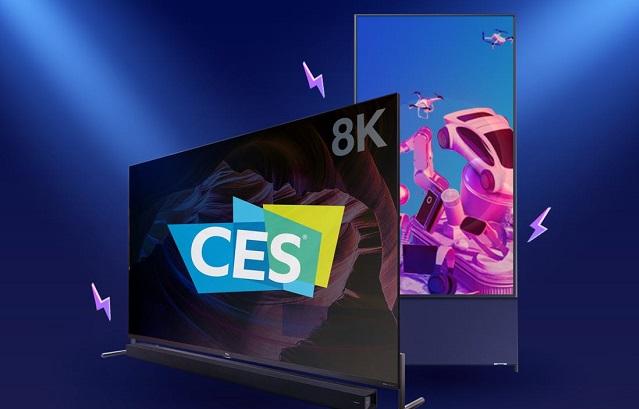 جدیدترین تلویزیون ها در CES 2020