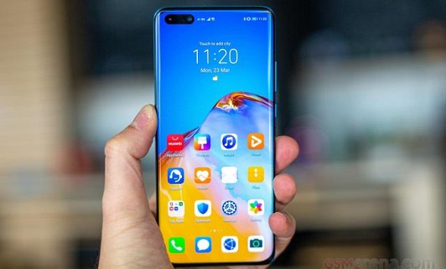 تصویر زمینه های گوشی هوآوی P40 Pro