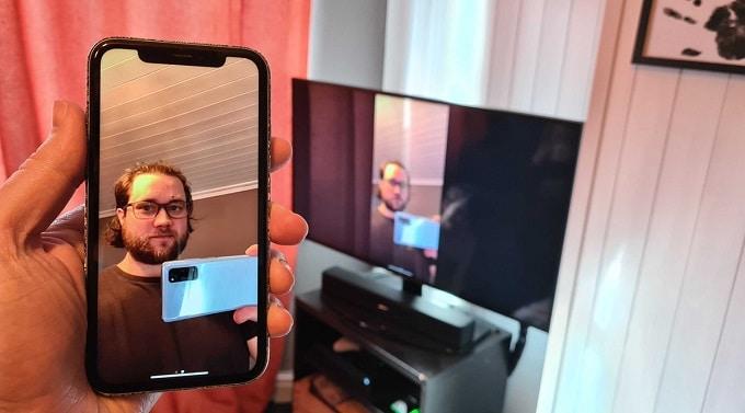 اتصال آیفون به تلویزیون یا مانیتور رایانه