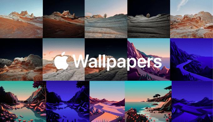 تصاویر پس زمینه جدید iOS