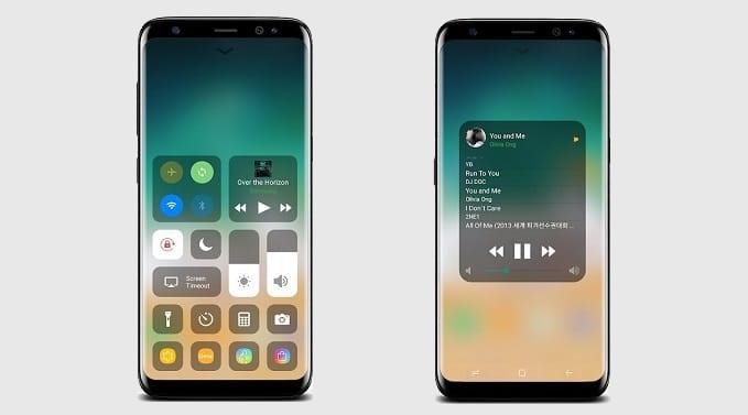 iOS برای اندروید