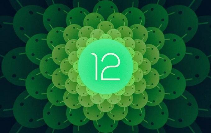 اندروید 12