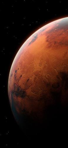 تصاویر پس زمینه جدید شیائومی/ مریخ